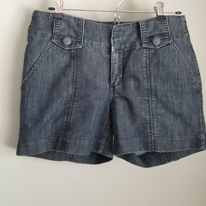 One 5 one shorts with button tab loops, size 8